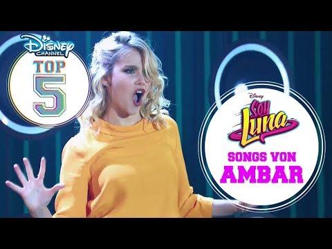 Die Disney Channel Top 5: Die besten Songs von Ambar - SOY LUNA