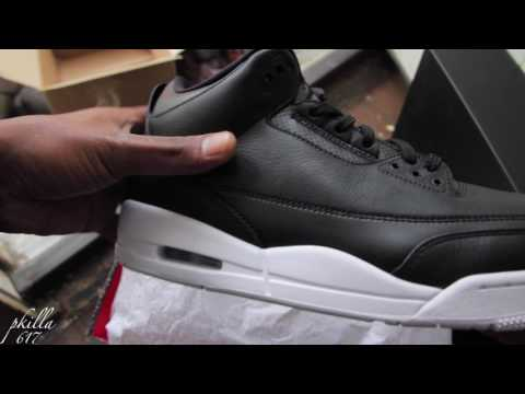 b1887f3c5c6ded AIR JORDAN 3 CYBER MONDAY! Unboxing and REVIEW!