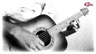 Красивая мелодия флажолетами на гитаре. Для новичков. Урок.