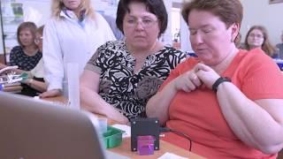 Цифровая лаборатория по химии (проводим обучение педагогов)