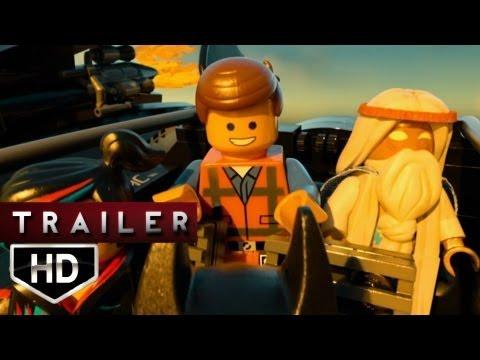 La Gran Aventura Lego (The Lego Movie) - Trailer Español Latino [FULL HD]