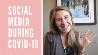 How to GROW on social media DURING COVID-19