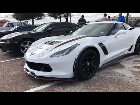 Cars And Coffee Laredo, TX  Jan 2019