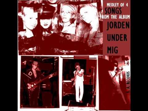 AVANTGARDE DE LUXE MEDLEY 2 FROM JORDEN UNDER MIG ALBUM