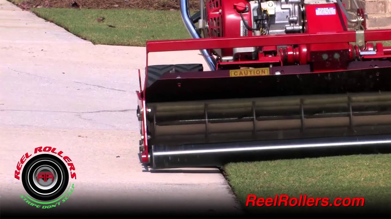Reel Rollers Mower Accessory