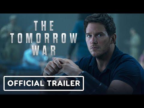The Tomorrow War - Official Trailer (2021) Chris Pratt, Yvonne Strahovski