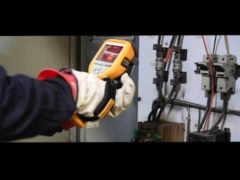 How Fluke TiS75 Infrared Camera & Fluke 279 FC Thermal Multimeter help this Maintenance Manager