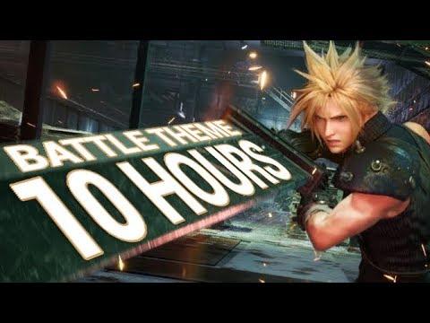 Download Final Fantasy VII Remake Battle Theme - 10 Hours -