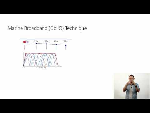 Special guest lecture: Minggus Tanathai (Elnusa) -  Marine broadband seismic