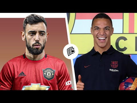 Родриго заменит Суареса в Барселоне? Манчестер Юнайтед обязан подписать Фернандеша!