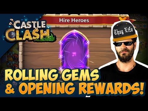 JT's F2P Hero Collector Amazing Events Castle Clash