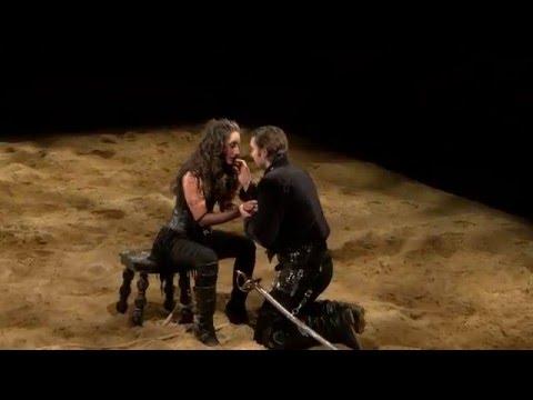 "Seguidilla from ""The Tragedy of Carmen"""
