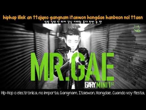 Unduh lagu Gary (개리) - MR. GAE (Feat. Juvie Train, Kye Bum Joo) Sub. Español - ZingLagu.Com