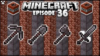 How to get the New Netherite | Minecraft Survival Ep.36