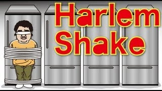 The dance was Harlem Shake in quest of freedom! Producer:I.T(twit...