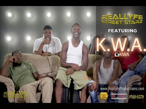 #RealLyfeStreetStarz - K.W.A. speak on TroubleTown, Life in Temple TX, Real vs Fake + More!!!