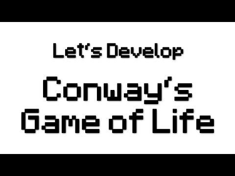 [LD] Conway's Game of Life #0 - TDD