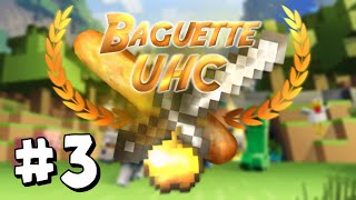 Baguette UHC - Saison 1 | EP.03 | Shine bright like diamond ♫♪♬