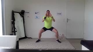 Coach B-Run - Séance Abdos / Dorso / Fessier / Gainage / Renforcement musculaire