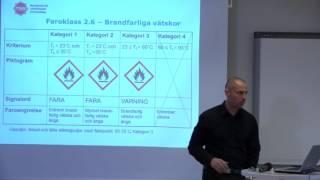видео Märkning av kemiska produkter