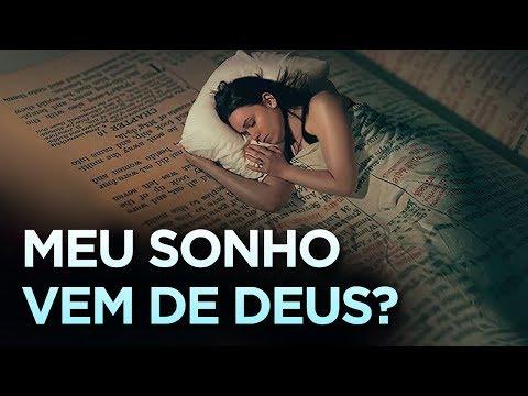 COMO SABER SE O SONHO É REVELAÇÃO DE DEUS - (Deus Fala Através de Sonhos?) Palavras de Fé thumbnail