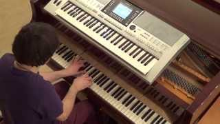 Dj Antoine - Bella Vita - piano & keyboard synth cover by LIVE DJ FLO