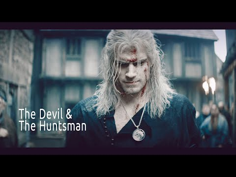 the witcher    the devil and the huntsman indir