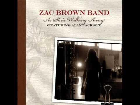 Zac Brown Band (feat Alan Jackson) - As She's Walking Away