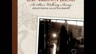 Zac Brown Band (feat Alan Jackson) - As She