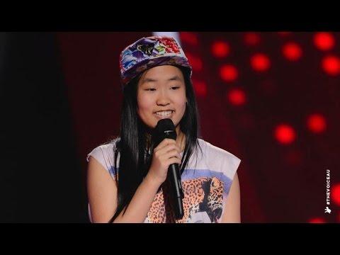 Gemma Sings Roar   The Voice Kids Australia 2014