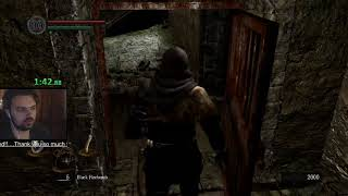 Dark Souls PVP Any% Speedrun WR 4:32 RTA (12/3/17)