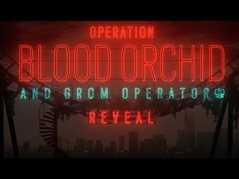 Operation Blood Orchid and Season 3 Operator First Look