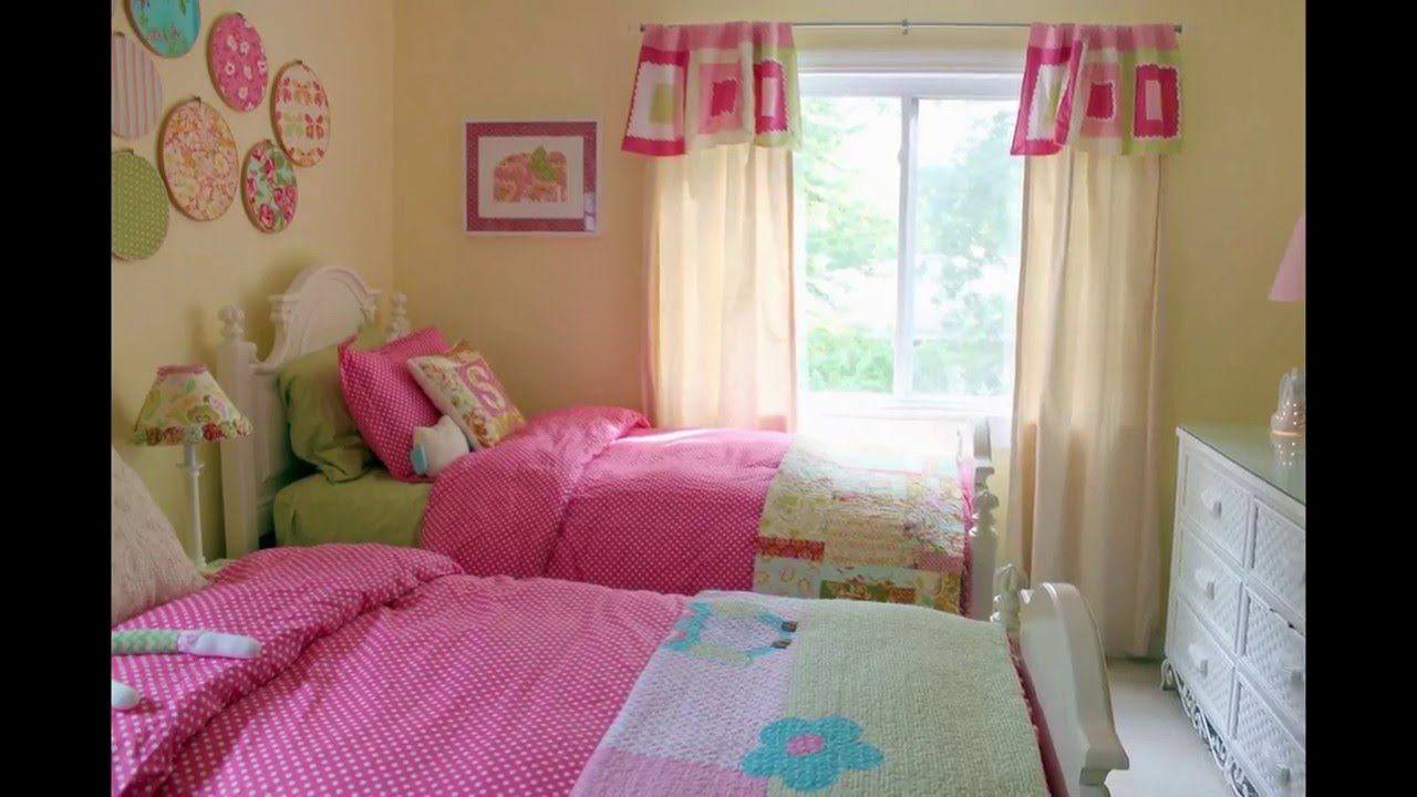 Toddler Girls Rooms Toddler Girl Bedroom Ideas  Girl Toddler Bedroom Ideas  Youtube