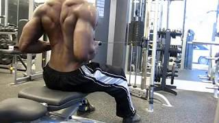 Back Exercises By Tony Thomas
