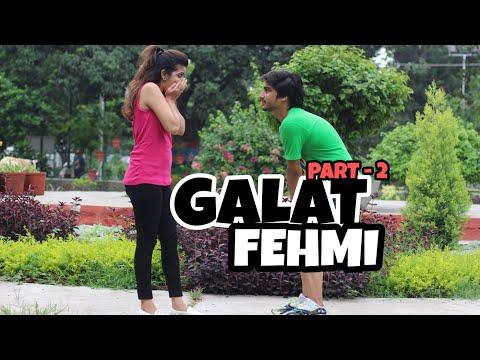 True Love Story - Galat Fehmi Part 2  - Love Story of The Week