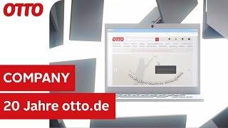 20 Jahre otto.de – Animationsfilm zur Entwicklung des OTTO Online-Shops