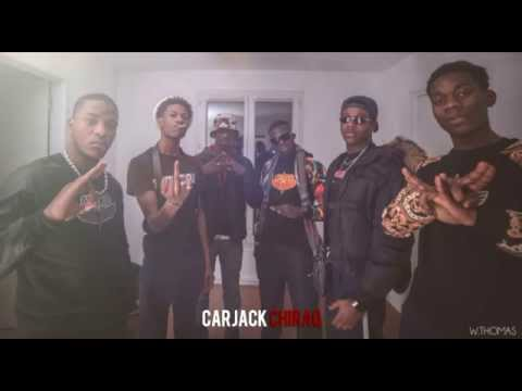 Niska Feat. Xvbarbar - Carjack Chiraq instrumental