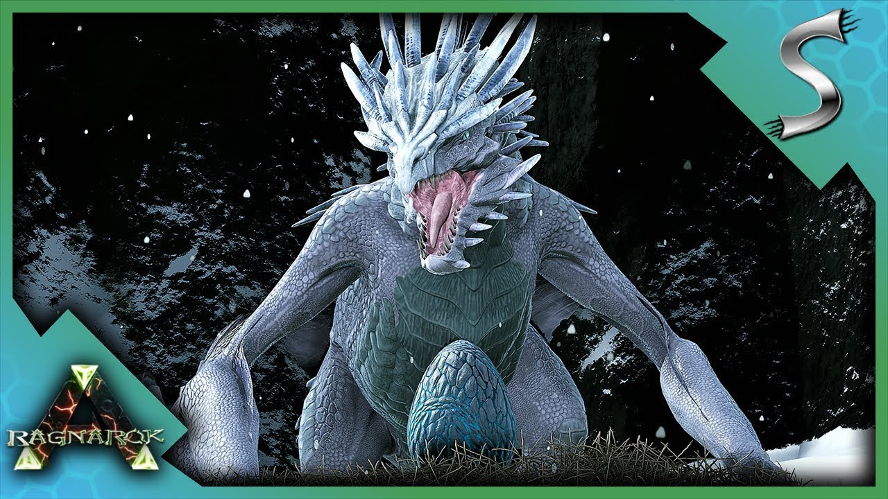 Download INVADING THE VALGUERO ICE WYVERN TRENCH TO STEAL EGGS! - Ark: Survival Evolved [Cluster E75]