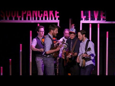 This Bluegrass Band's Music Will Move Your Soul