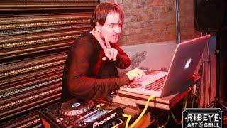 "DJ DENIS AGAMIROV in ""RIBEYE ART and GRILL"""