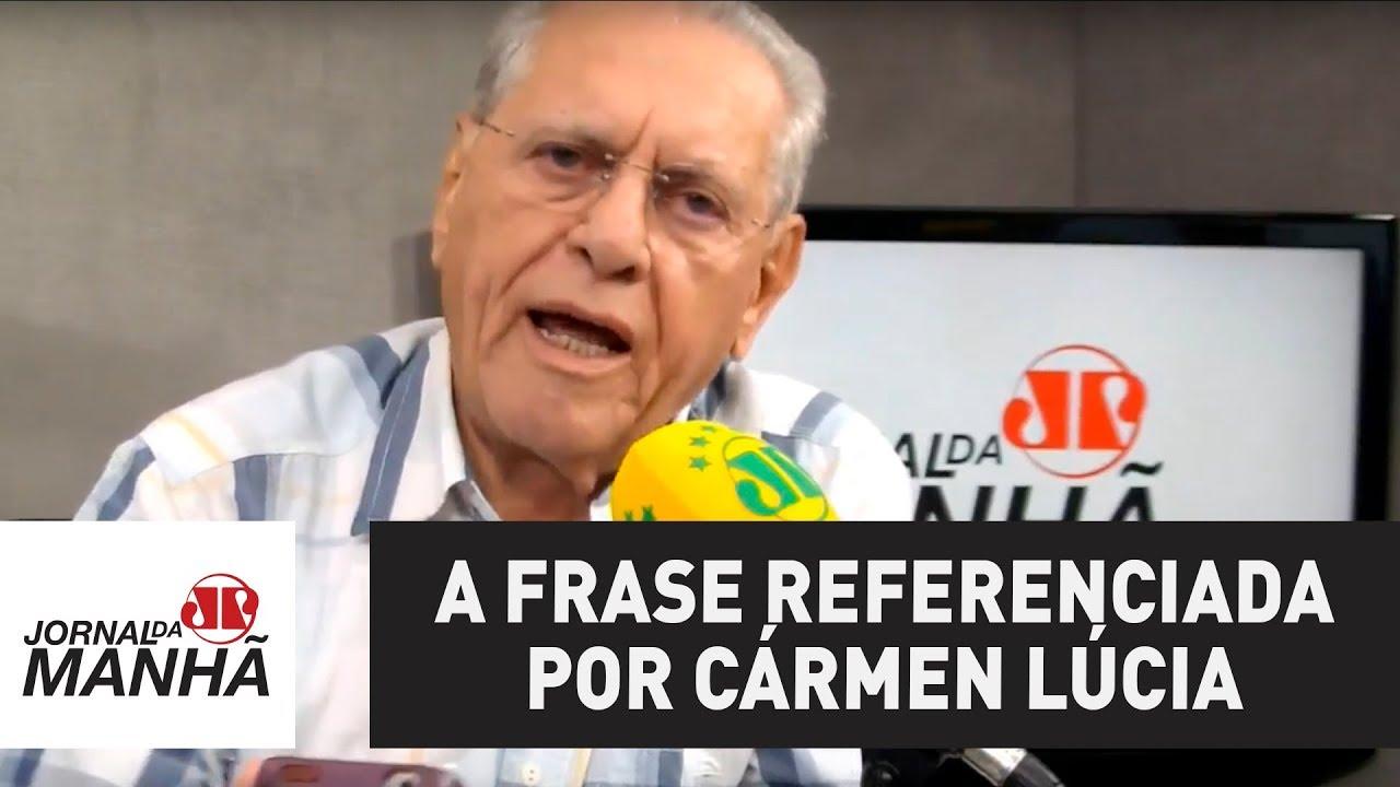 A Frase De Darcy Ribeiro Referenciada Por Cármen Lúcia Joseval