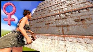 RAIDING a HUGE BASE BUILT by TWITCH THOTS