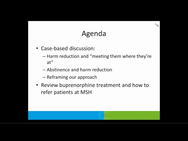 Harm Reduction Approaches to Caring for Persons Who Use Drugs