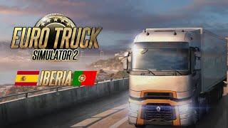Euro Truck Simulator 2 - Iberia DLC - Bugs 😡