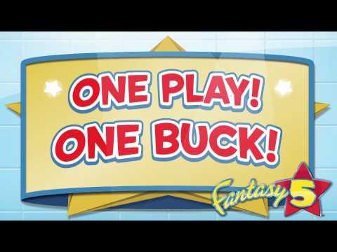 Georgia Lottery Fantasy 5 Ez Match