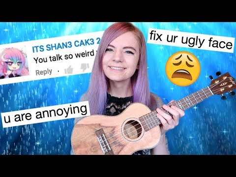 I wrote a song using only hate comments 2!