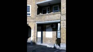 Wapping Overground tbe station building appearance