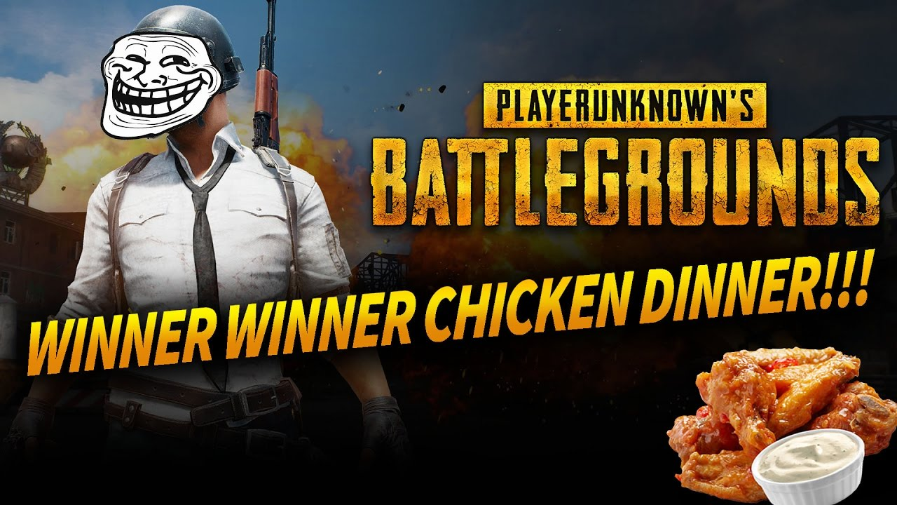 WINNER WINNER CHICKEN DINNER | PUBG - YouTube