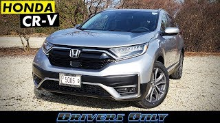 2020 Honda CR-V - The Best Gets Even Better