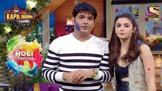 Holi Special | Celebrate Holi With Alia & Varun...